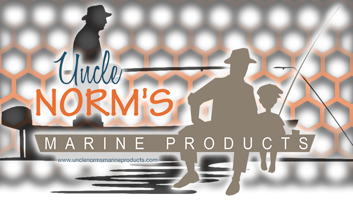 Uncle Norm's Marine Products Logo